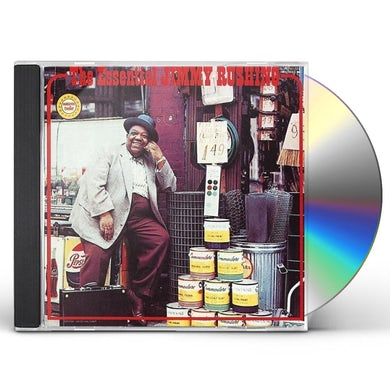 ESSENTIAL JIMMY RUSHING CD