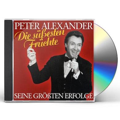 Peter Alexander SUBESTEN FRUCHTE: SEINE GROBTEN ERFOLGE CD