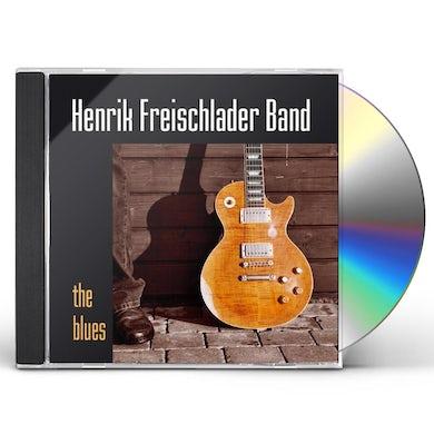 Henrik Freischlader BLUES CD