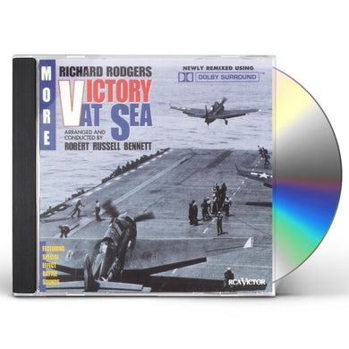 Richard Rodgers MORE VICTORY AT SEA CD