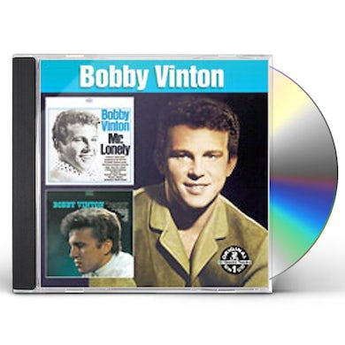 Bobby Vinton MR LONELY / COUNTRY BOY CD