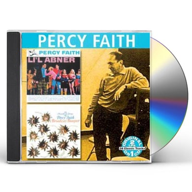 Percy Faith LIL ABNER: BROADWAY BOUQUET CD