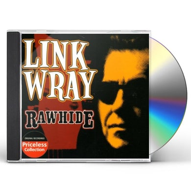 Link Wray RAWHIDE CD