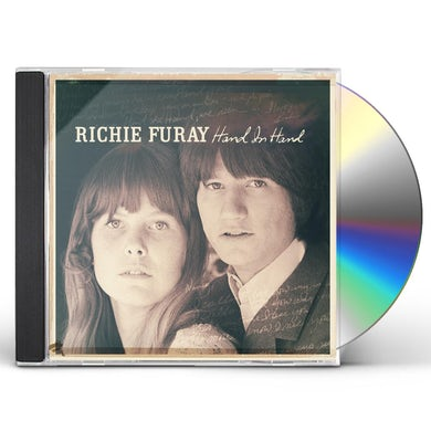 Richie Furay HAND IN HAND CD