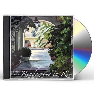 Michael Franks RENDEZVOUS IN RIO CD