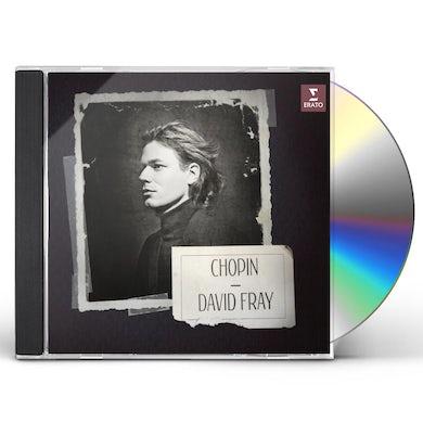 David Fray CHOPIN (NOCTURNES, MAZURKAS, WALZES, IMPROMPTUS) CD