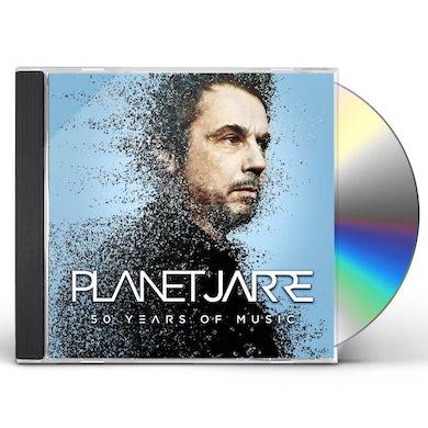 Jean-Michel Jarre PLANET JARRE CD