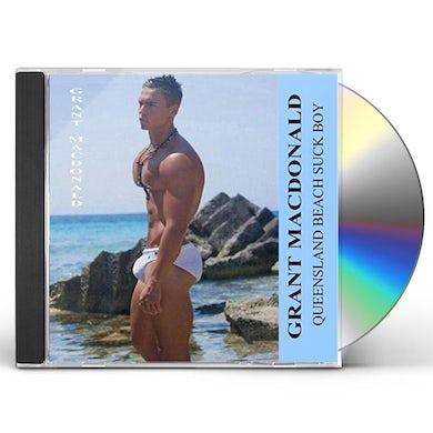 Grant MacDonald QUEENSLAND BEACH SUCK BOY CD