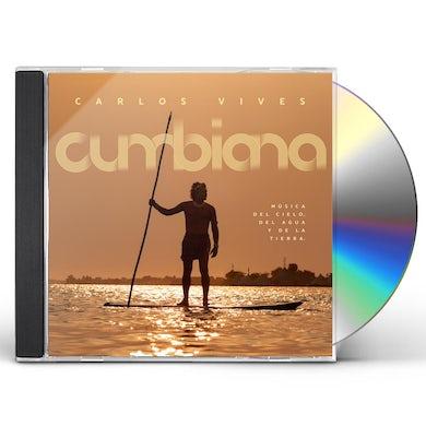 Carlos Vives Cumbiana CD