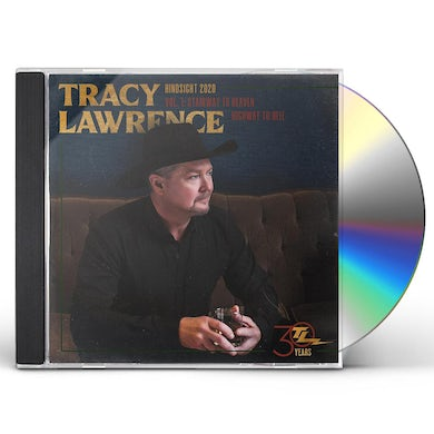 Tracy Lawrence Hindsight 2020  Vol 1: Stairway To Heave CD