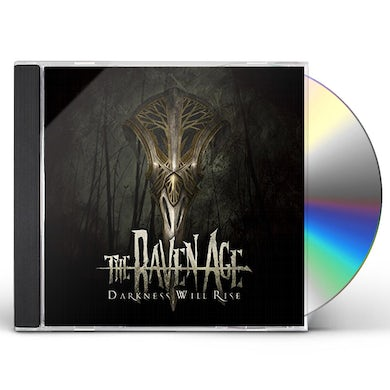 Raven Age DARKNESS WILL RISE CD