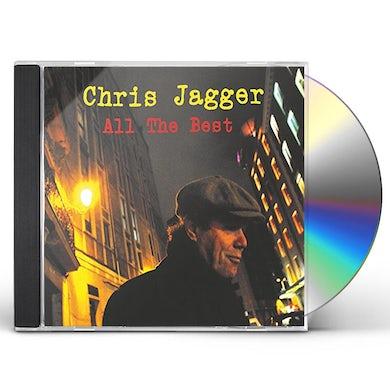 Chris Jagger ALL THE BEST CD