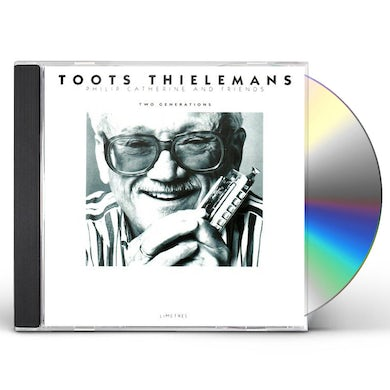 Toots Thielemans TWO GENERATIONS CD