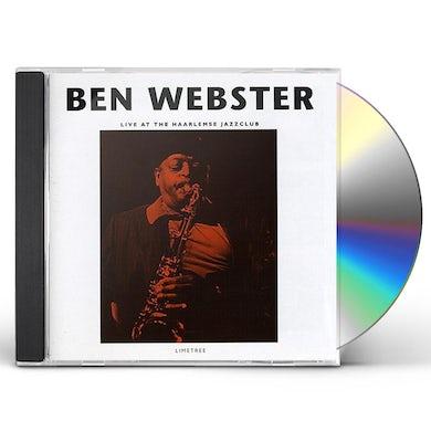 Ben Webster LIVE AT THE HAARLEMSE JAZZ CLUB: LIMITED CD