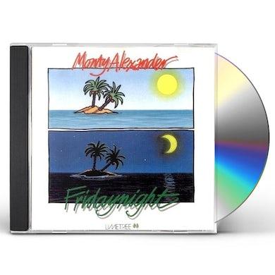 Monty Alexander FRIDAY NIGHT: LIMITED CD