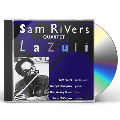 Sam Rivers LAZULI: LIMITED CD