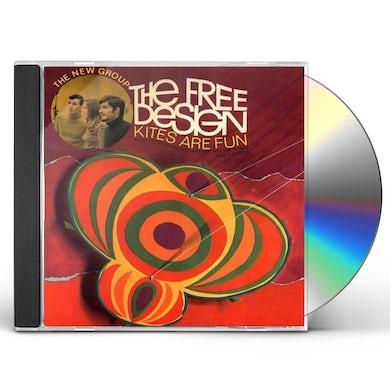 Free Design KAITES ARE FUN CD