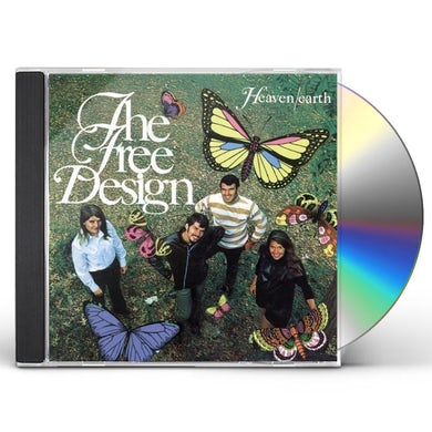 Free Design HEAVEN/EARTH+6 CD
