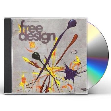 Free Design STARS/TIME/BUBBLES/LOVE+1 CD