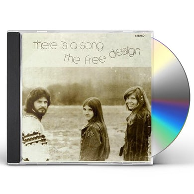 Free Design THERE IS A SONG CD