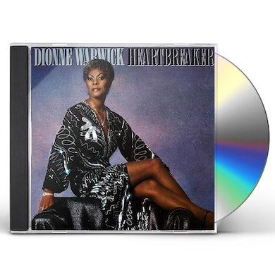 Dionne Warwick HEARTBREAKER CD