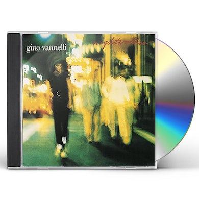 Gino Vannelli NIGHTWALKER CD
