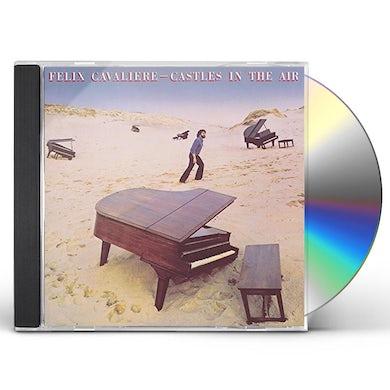 Felix Cavaliere CASTLES IN THE AIR CD