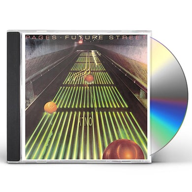Pages FUTURE STREET CD