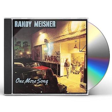 Randy Meisner ONE MORE SONG CD