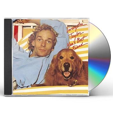 Livingston Taylor MAN'S BEST FRIEND CD