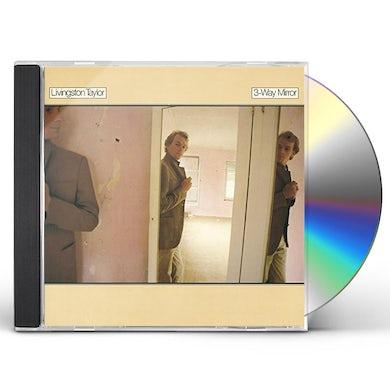 Livingston Taylor 3-WAY MIRROR CD