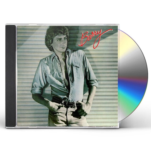 Barry Manilow BARRY CD