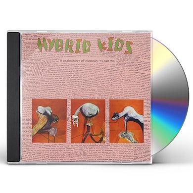 Morgan Fisher HYBRID KIDS CD