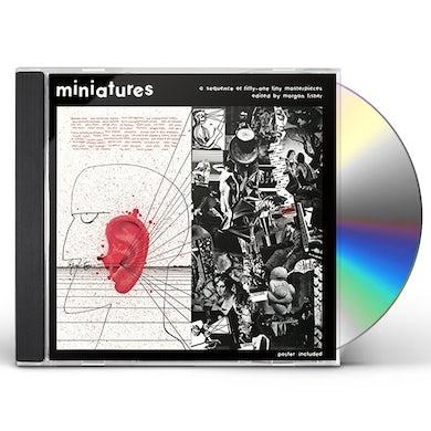 Morgan Fisher MINIATURES CD