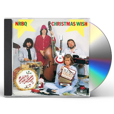 Nrbq CHRISTMAS WISH: DELUXE EDITION CD