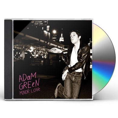 Adam Green MINOR LOVE CD