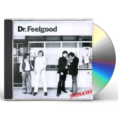 Dr Feelgood MALPRACTICE CD