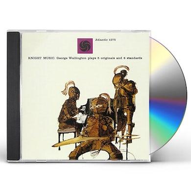 George Wallington KNIGHT MUSIC CD