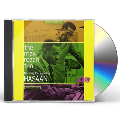 MAX ROACH TRIO FEATURING THE LEGENDARY HASAAN CD