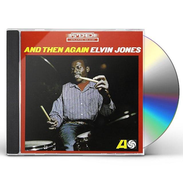Elvin Jones & THEN AGAIN CD