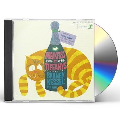 Barney Kessel BREAKFAST AT TIFFANY'S CD