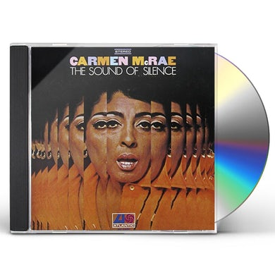 Carmen McRae SOUND OF SILENCE CD