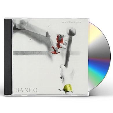 Banco Del Mutuo Soccorso AS IN A LAST SUPPER CD