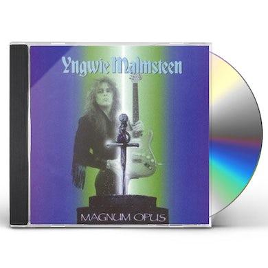 Yngwie Malmsteen MAGNUM OPUS CD