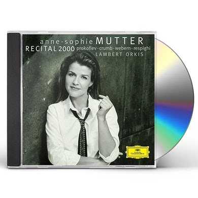 Anne-Sophie Mutter RECITAL 2000 CD