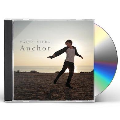 Daichi Miura ANCHOR CD