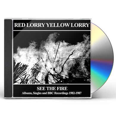 Red Lorry Yellow Lorry SEE THE FIRE: ALBUMS SINGLES CD