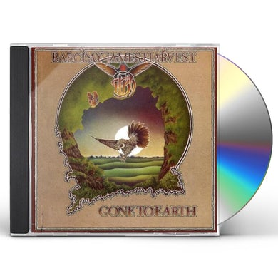 Barclay James Harvest GONE TO EARTH: DELUXE EXPANDED EDITION CD