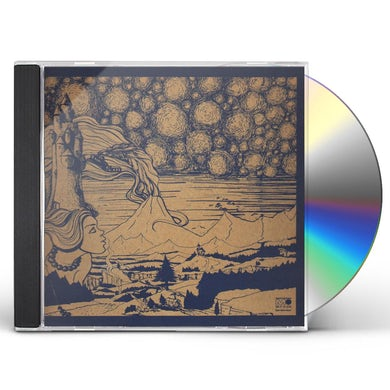 STEAMHAMMER MOUNTAINS CD