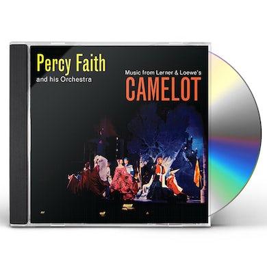 Percy Faith CAMELOT CD